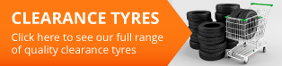 clearance tyres